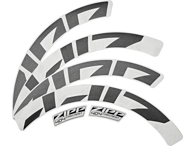 Zipp 404 Disc/Rim Decal Set